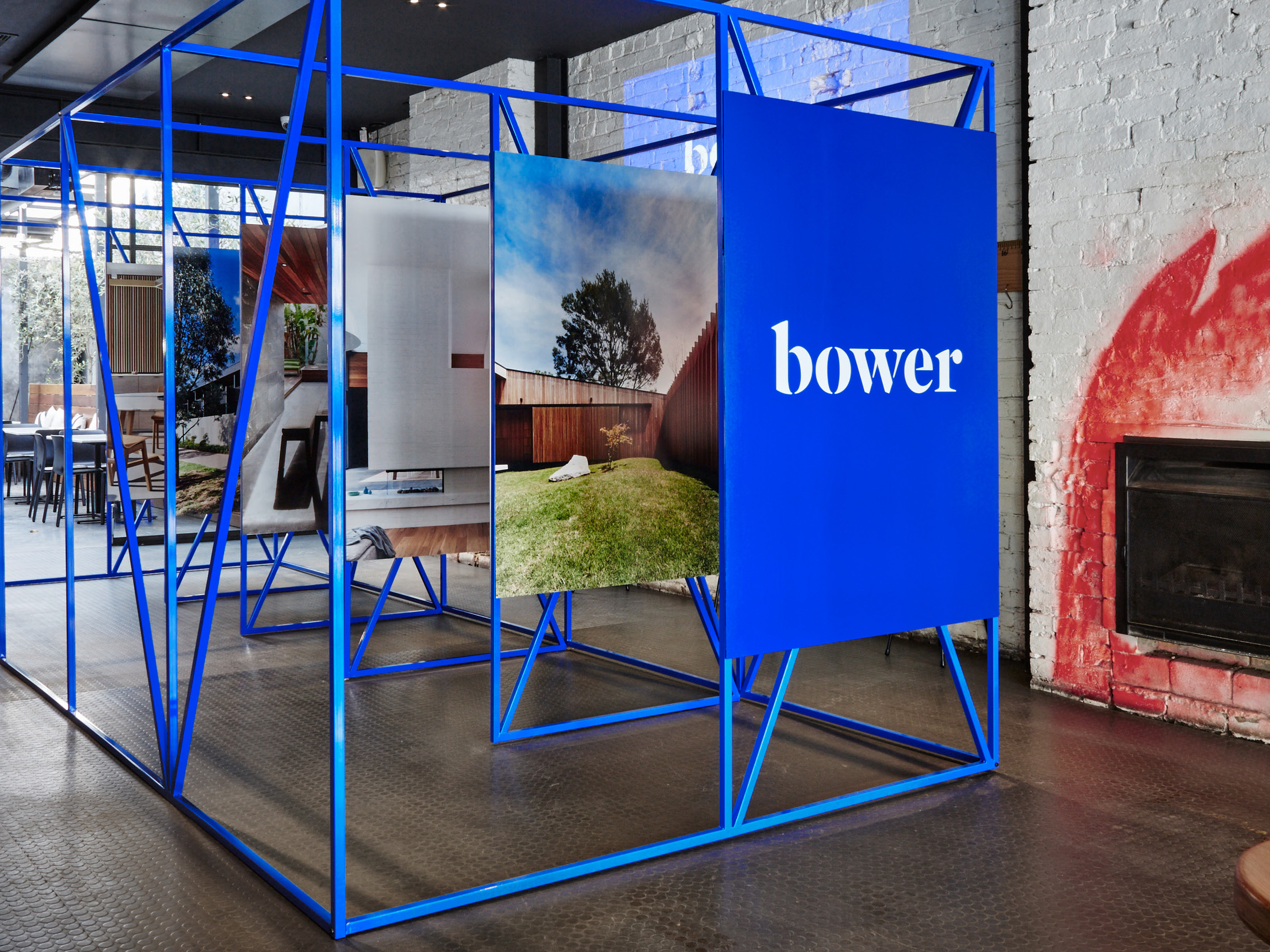 Self titled – Bower – Branding & Design Case Study